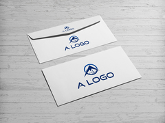 A Logo Zarf Tasarımı