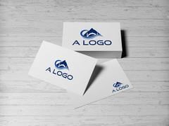 Dağ Logo Kartvizit Tasarımı