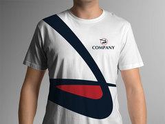 Spor Logo T-shirt Tasarımı