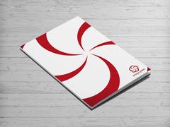 Kırmızı Logo Dosya Tasarımı