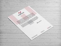 M Logo Antentli K. Tasarımı