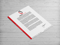 Kurumsal Logo Antentli K. Tasarımı