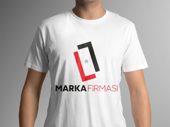 Kurumsal Logo T-shirt Tasarımı