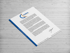 Marka Firması Antentli K. Tasarımı