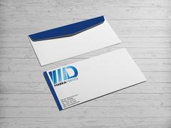 M D Logo Zarf Tasarımı