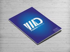 M D Logo Dosya Tasarımı