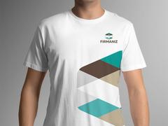 Mozaik Logo  T-shirt Tasarımı