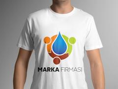 Damla Logo T-shirt Tasarımı