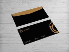 Stilize Logo Zarf Tasarımı