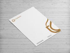 Stilize Logo Antentli K. Tasarımı