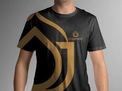 Stilize Logo T-shirt Tasarımı