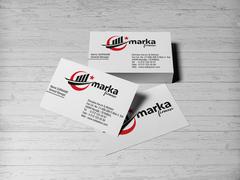 Marka Firması Kartvizit Tasarımı