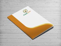 organik marka Dosya Tasarımı