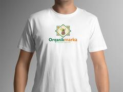 organik marka T-shirt Tasarımı