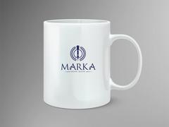 Kalem Logo Mug Tasarımı
