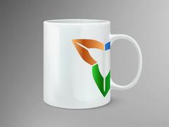 Renkli Logo Mug Tasarımı