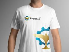 T Logo T-shirt Tasarımı