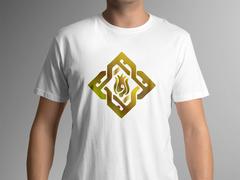 Motif Logo T-shirt Tasarımı
