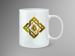 Motif Logo Mug Tasarımı