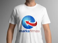 Ok Logo T-shirt Tasarımı