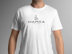 marka logo 2 T-shirt Tasarımı