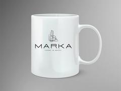 marka logo 2 Mug Tasarımı