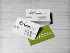 Marka Firma Kartvizit Tasarımı