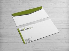 Marka Firma Zarf Tasarımı