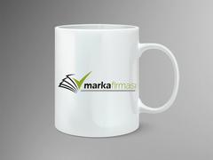 Marka Firma Mug Tasarımı