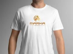 A marka T-shirt Tasarımı