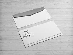 T A Logo Zarf Tasarımı