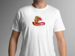 Döner Logo T-shirt Tasarımı
