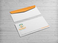 Figür Logo Zarf Tasarımı