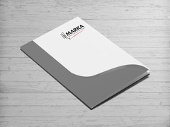 Kalem Logo Dosya Tasarımı