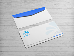 Su Logo Zarf Tasarımı