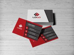 LG Logo Kartvizit Tasarımı