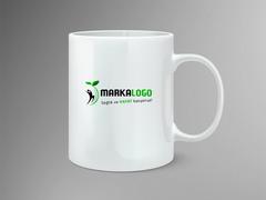 Sağlık Logo Mug Tasarımı