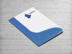 Super adam logo Dosya Tasarımı