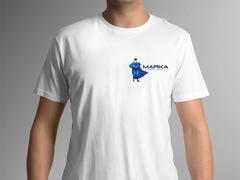 Super adam logo T-shirt Tasarımı