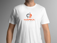 C ve E Logo T-shirt Tasarımı