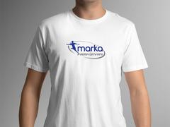 Futbolcu Logo T-shirt Tasarımı