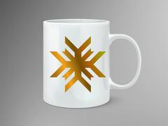 Kar Logo Mug Tasarımı