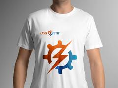 Dişli Çark T-shirt Tasarımı