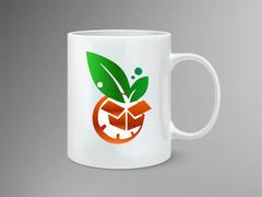 Kutu Logo Mug Tasarımı