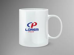 CP Logo Mug Tasarımı