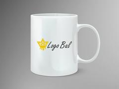 Logo Bal Mug Tasarımı