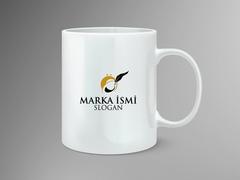 Logo O Mug Tasarımı