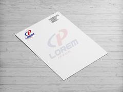 CP Logo Antentli K. Tasarımı
