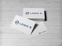 S Logo Kartvizit Tasarımı