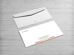E-ticaret Logo Zarf Tasarımı